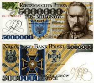 kolekcjonerskie banknoty NBP