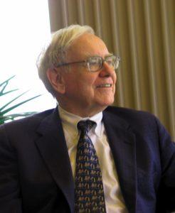 Warren Buffett postawił milion dolarów