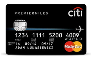 promocje Citibank - PremierMiles