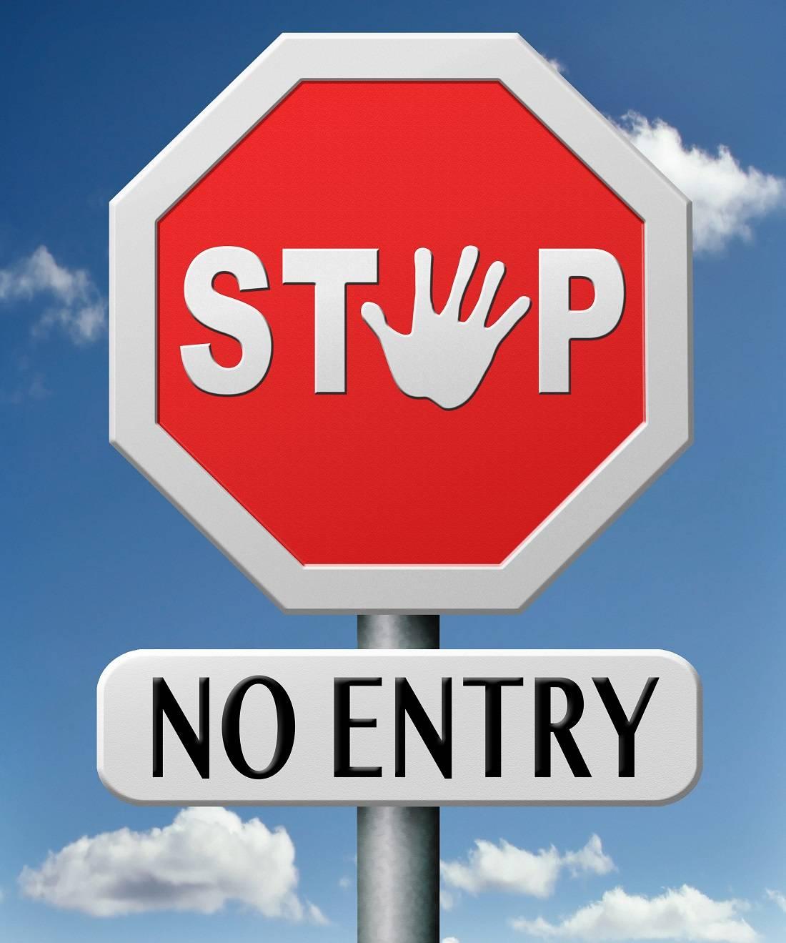 szkolenia - no entry