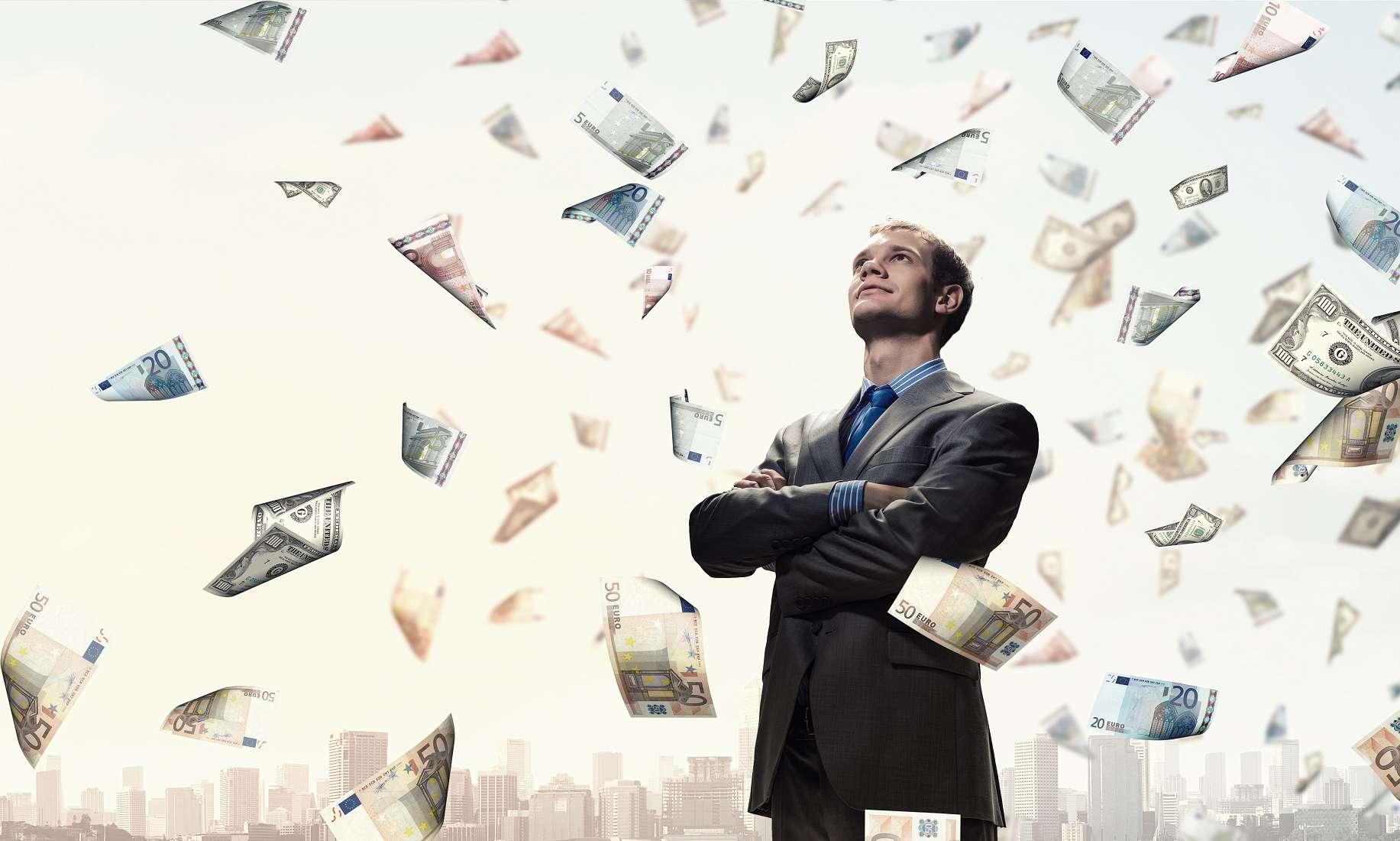 jak być bogatym