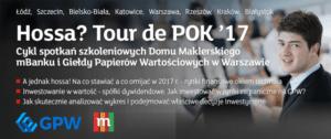 szkolenia marzec 2017 - Tour de POK '17
