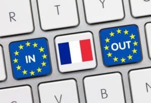 przyszłość Unii Europejskiej 2017 - Frexit