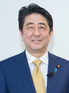 przedterminowe wybory w Japonii - Shinzo Abe