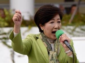 Yuriko Koike - przedterminowe wybory w Japonii