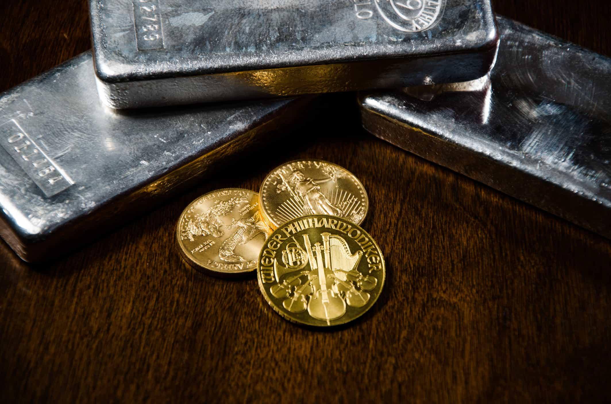 inwestycja w metale szlachetne