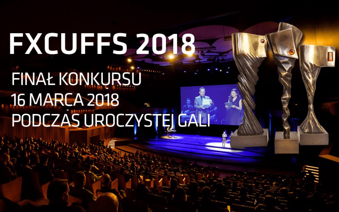 nominacja FX Cuffs 2018