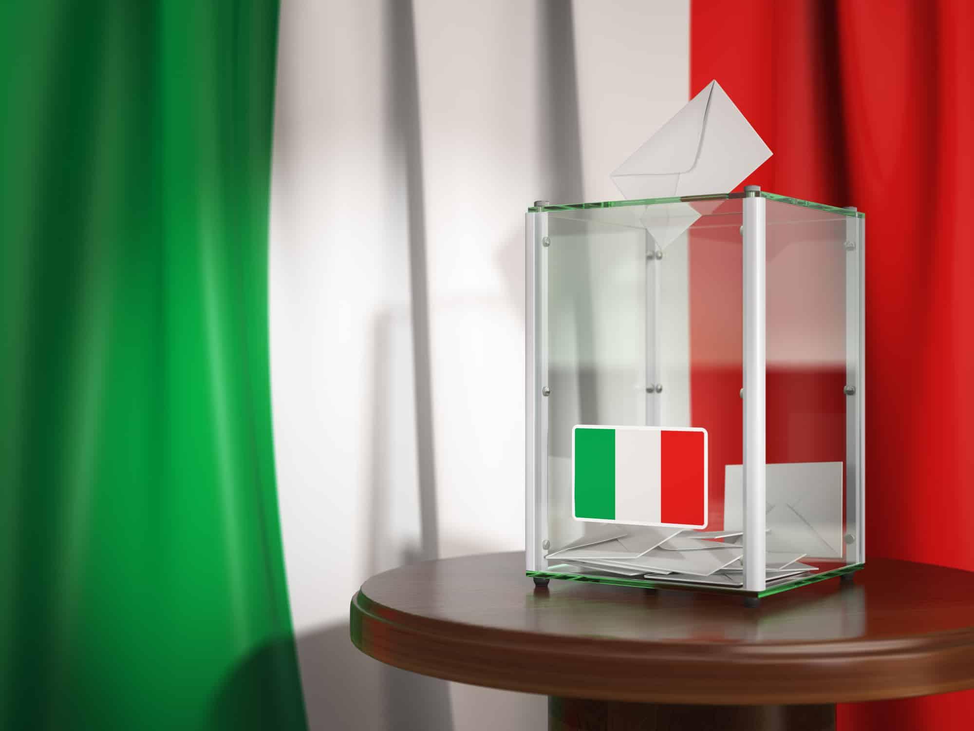 wybory parlamentarne we Włoszech 2018