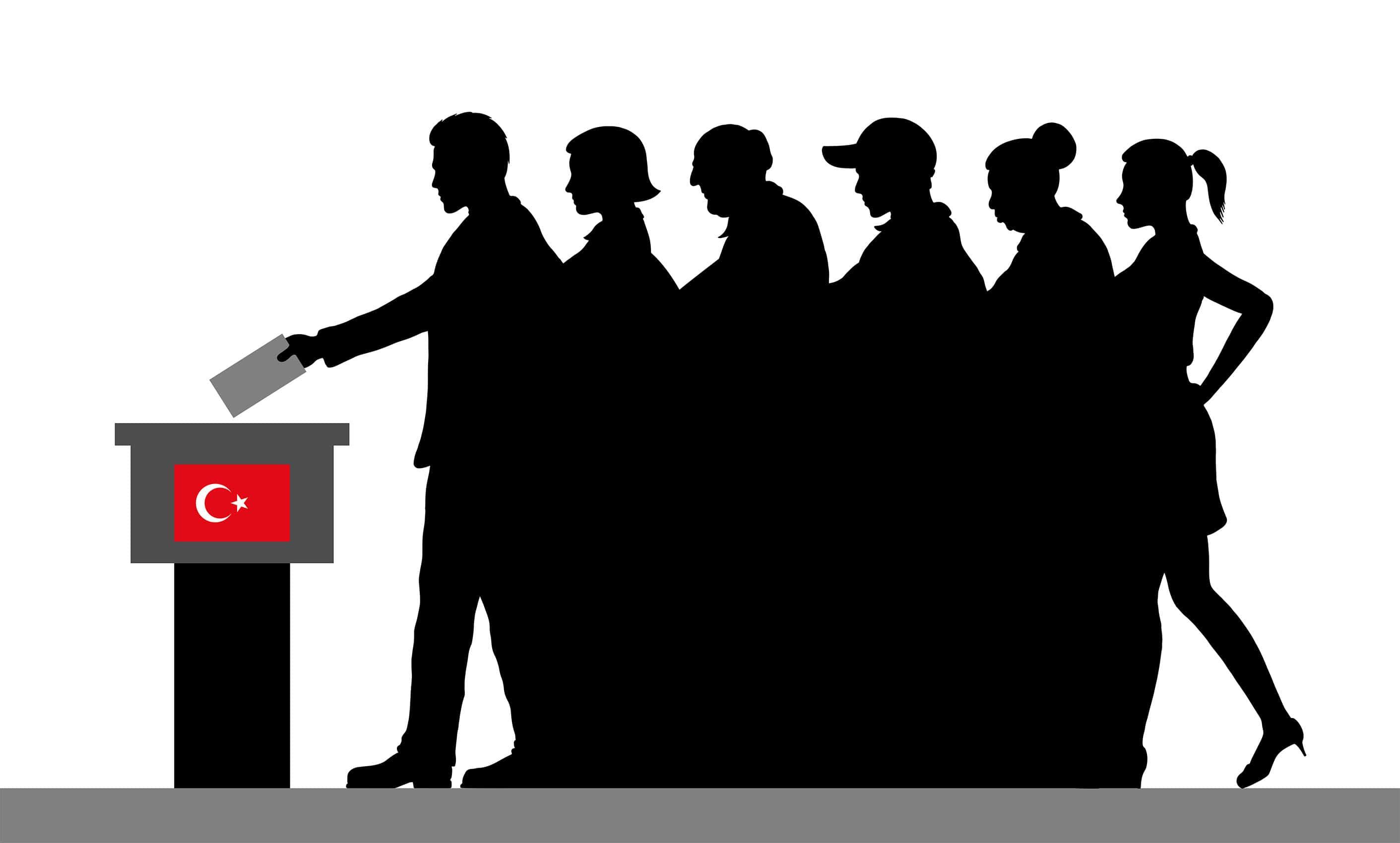przedterminowe wybory w Turcji 2018