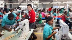 Chiny w Afryce - Etiopia