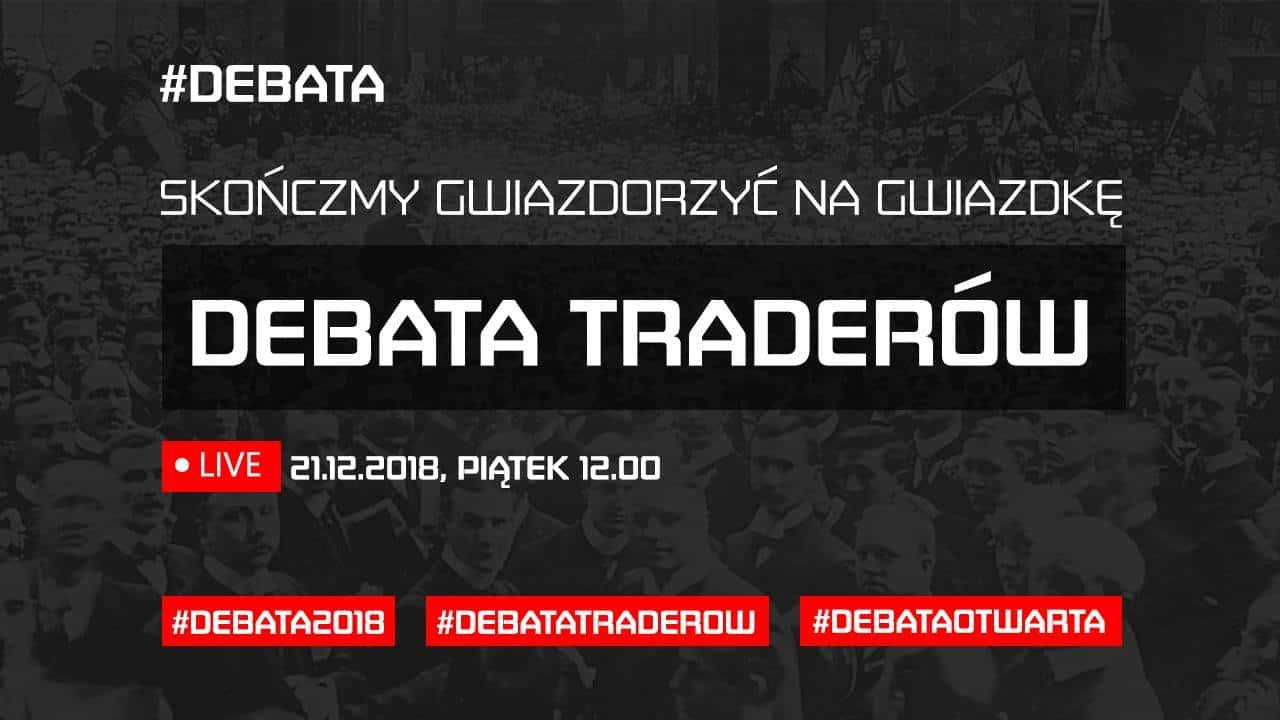 Skończmy gwiazdorzyć na gwiazdkę - wielka debata traderów, #138 Trading Jam Session