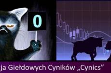 """Konferencja Giełdowych Cyników """"Cynics"""""""