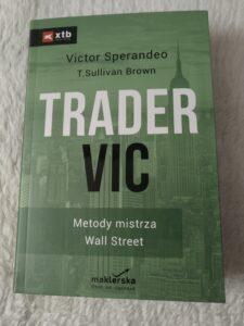 """""""Trader Vic"""" - okładka"""