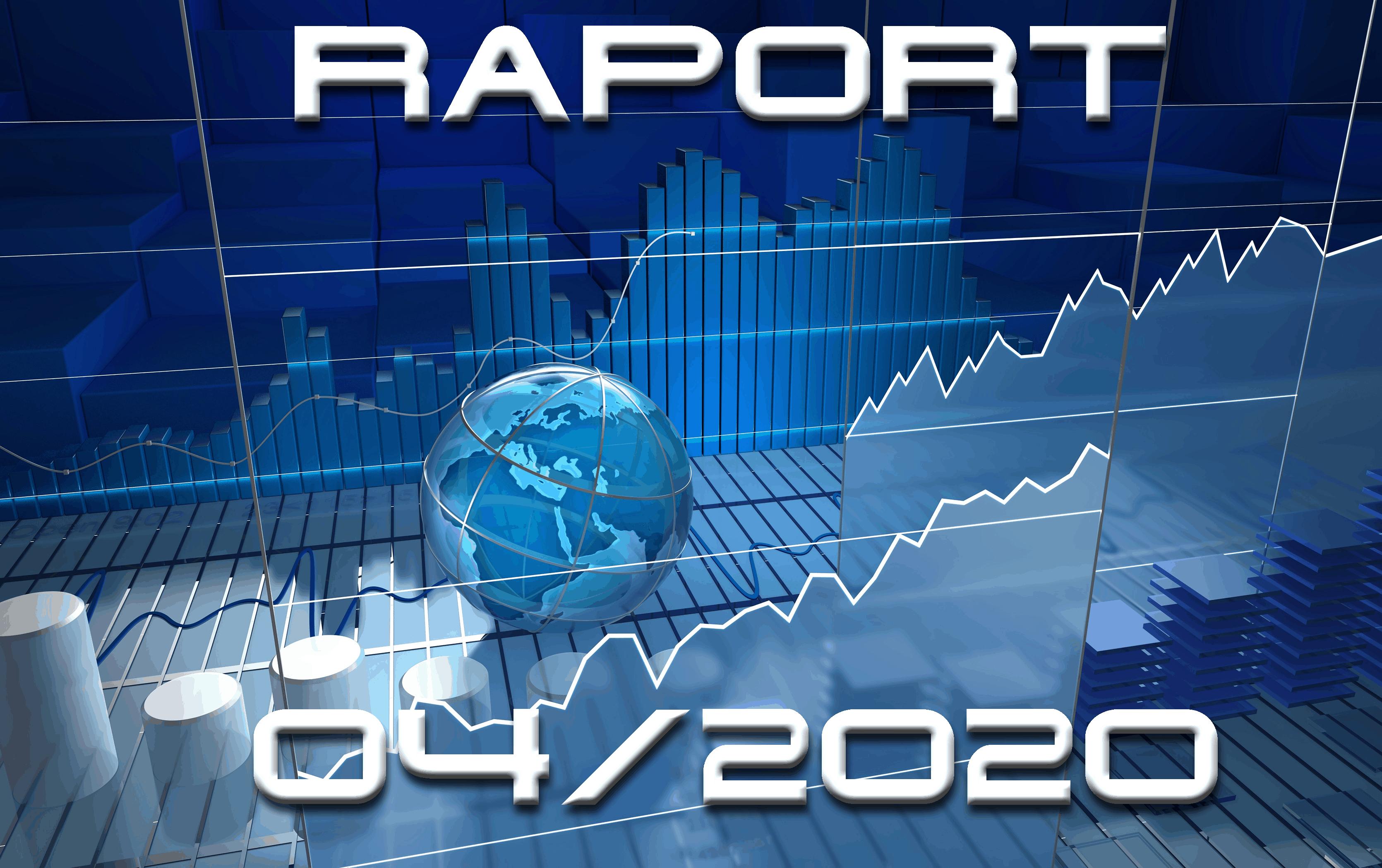 intraday'owa statystyka - raport kwiecień 2020
