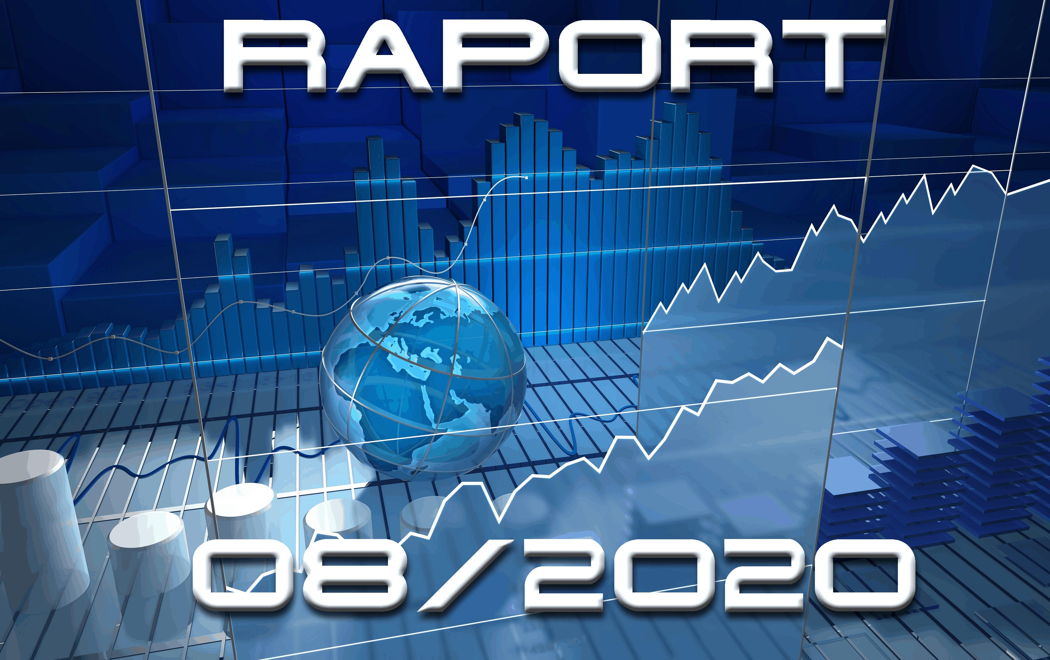 intraday'owa statystyka - raport sierpień 2020