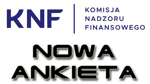 nowa ankieta od KNF