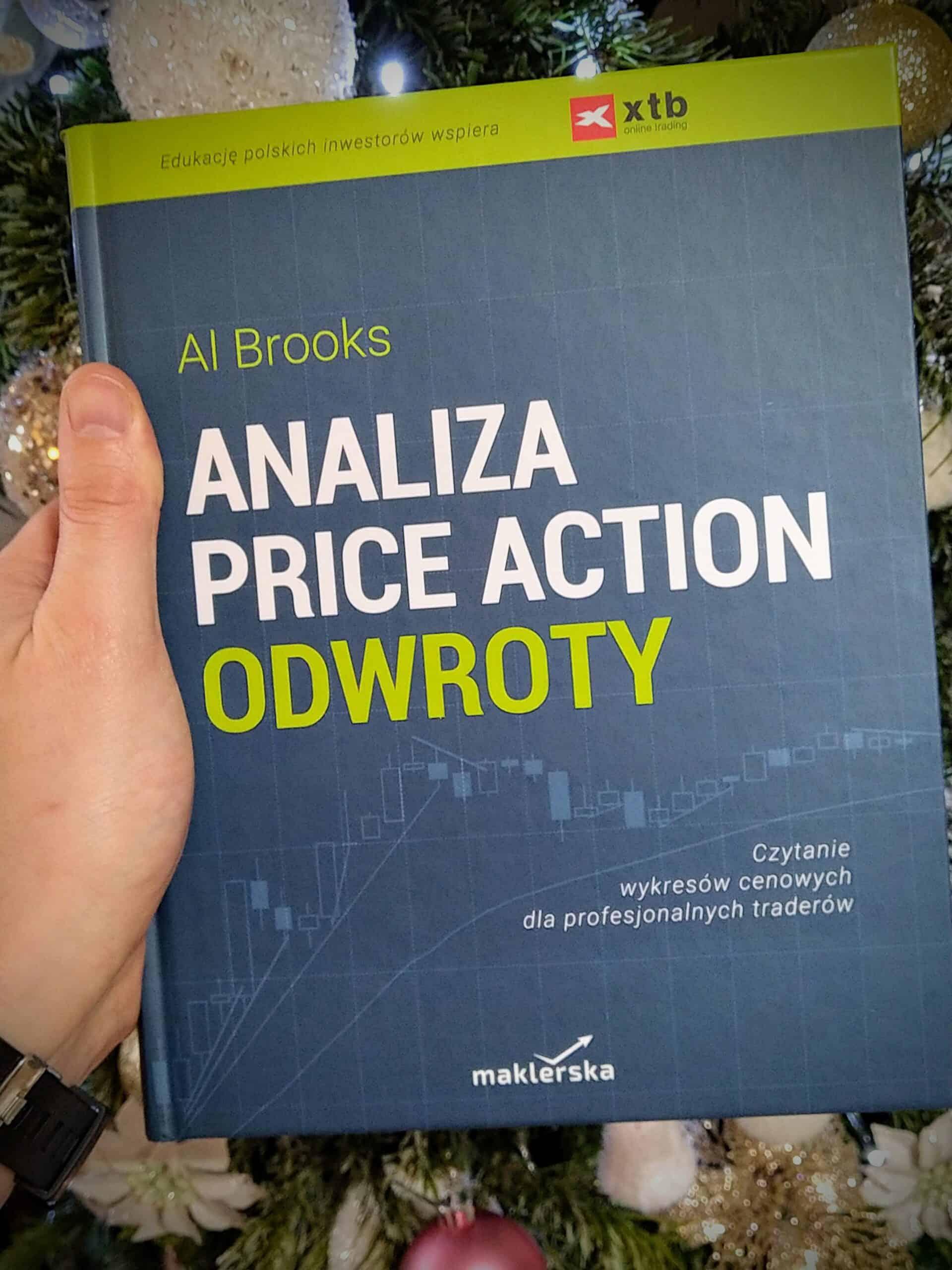 """Analiza price action: odwroty"" - recenzja"